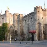 Gravensteen, el Castillo medieval de Bélgica