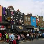 Camden Town, la animación de Londres