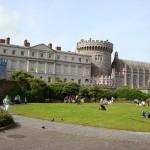 El Castillo de Dublin, la residencia real