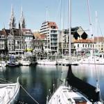 Ostende, la ciudad de la realeza en Bélgica