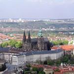 El Castillo de Praga, una joya en la Europa del Este