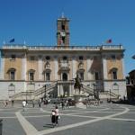 La Plaza Campidoglio de Roma
