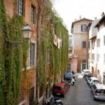 El Trastevere, barrio con encanto en Roma