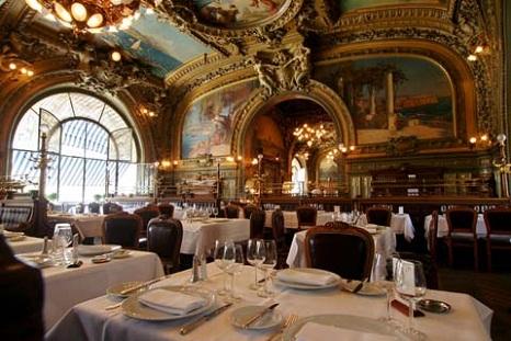 Restaurantes tradicionales en par s euroescapadas for Maison du luxembourg restaurant