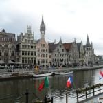 Gante, un cuento de hadas y canales en Bélgica