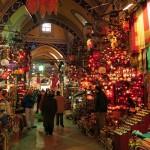 Visita el Gran Bazar de Estambul