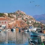 Lesbos, el Jardín del Egeo
