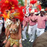 El Carnaval de Nothing Hill de Londres