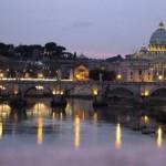 Roma y el río Tíber