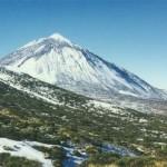 Subir al Teide en invierno