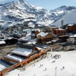 Esquiar en Tignes, en los Alpes franceses