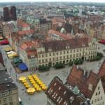 Wroclaw, ciudad de los colores en Polonia