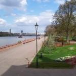 Battersea Park, el parque de Londres