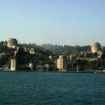 Murallas, castillos y fortalezas en Estambul