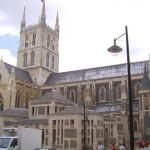 La Catedral Southwark de Londres