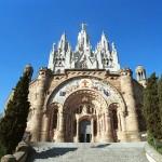Conozca la Iglesia del Tibidado en Barcelona