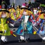 El majestuoso Carnaval de Tenerife