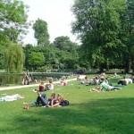 Vondelpark, el parque más grande de Amsterdam