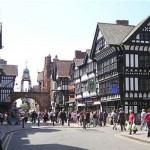 La ciudad medieval de Chester