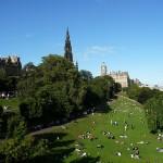 Escapadas de verano a Edimburgo