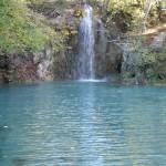Lago Doirani, al norte de Macedonia