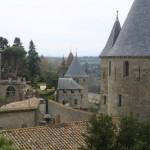 Carcassonne y  la ruta de los cátaros