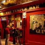 Temple Bar, el barrio nocturno de Dublín