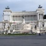 Piazza Venezia, el corazón de Roma