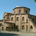 La Iglesia de San Vitale en Rávena