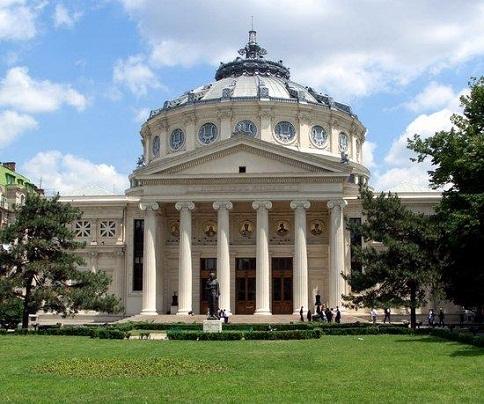 Bucarest, la Pequeña París
