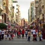 De compras en Las Palmas