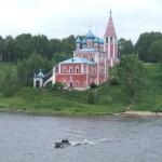 Cruceros por el Volga en Rusia