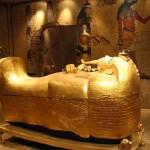 El faraón Tutankhamon en Dublín