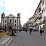 Évora, Patrimonio de la Humanidad en Portugal