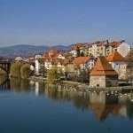 Maribor, ciudad de color en Eslovenia