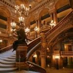 La Ópera Garnier de París