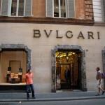 De compras en Roma