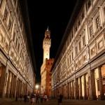 La Galería Uffizi en Florencia