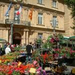 Aix-en-Provence, ciudad histórica