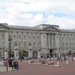El Palacio de Buckingham, la residencia real
