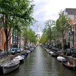 Descubra los canales de Amsterdam