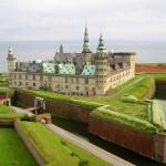 Kronborg, el Castillo de Hamlet