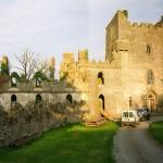 Castillo Leap y sus leyendas de fantasmas