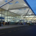 El Aeropuerto de Stansted en Londres