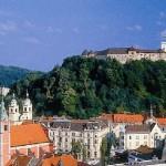 El Castillo de Liubliana, en Eslovenia