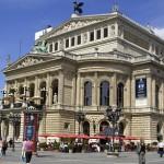 Vacaciones de verano a Frankfurt