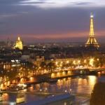 Descubra París de noche