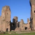 Conoce los Baños de Caracalla en Roma