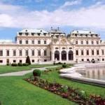 El Palacio Belvedere de Viena