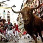 Pamplona y la Fiesta de San Fermín 2011